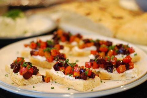 Roasted Beets with Balsamic Glaze | Hestina's Kardia