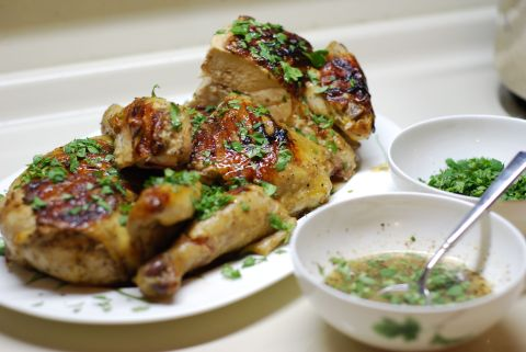 Southeast Asian Chicken