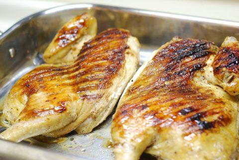Seared Southeast Asian Chicken