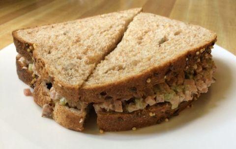 Ham-Salad-Sandwich